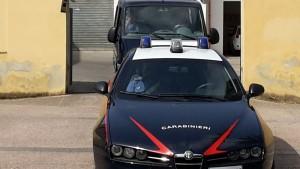 mezzi carabinieri compagnia carbonia2