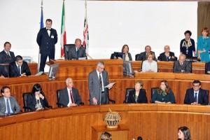 nuova giunta pigliaru giuri in consiglio il 20 marzo 2014