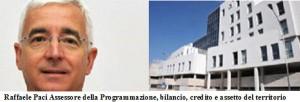 raffaele paci assessore programmazione regione Sardegna