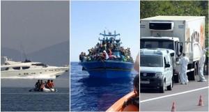 migranti_ancora clandestini nei nostri mari e frontiere Ue e ancora morti