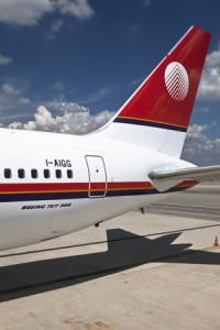 Coda aereo Meridiana
