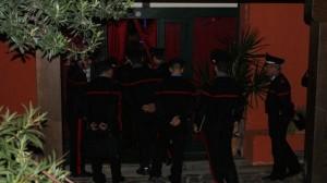 carabinieri di siniscola durante chiusura Nigth Club  mascherato da circolo privato