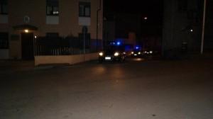 carabinieri in arrivo  per chusura night club camuffato da circolo