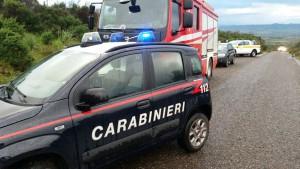 vigili fuoco carabinieri e protezione civile alla ricerca del pensionato perso mentre cercava funghi