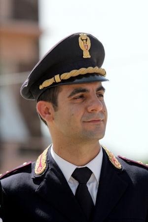 Polizia di Stato di Cagliari – Cosimo Bari, nuovo dirigente del ...