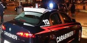auto carabinieri oristano