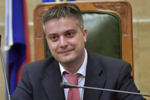 assessore Sport Yuri Marcialis