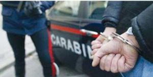 foto repertorio arresto carabinieri