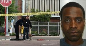 un giovane di colore uccide tre persone fingedosi musulmano