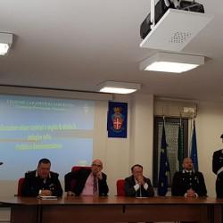 conf stampa nel comando prov cc di oristano su arresto funzionari prefettura