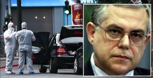 ferito in un attentato l'ex premier greco