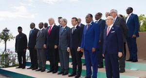 finito g7 taormina_con trump_nessun accordo