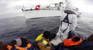 migranti_nuovo naufragio vicino alla Libia_almeno 31 morti e quasi tutti bambini