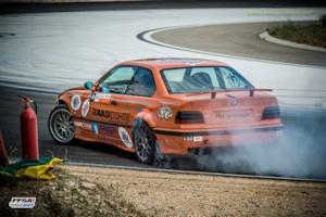 terza prova del Championnat de France Drift