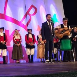 esibizione di Francesco Demuro