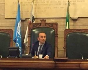 guido portoghese presidente consiglio comunale cagliari