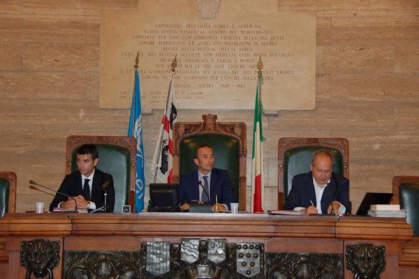 guido portoghese presidente consiglio comunale cagliari2