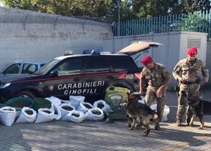 opeazione antidroga dei carabinieri di iglesias2