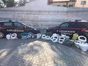 opeazione antidroga dei carabinieri di iglesias3