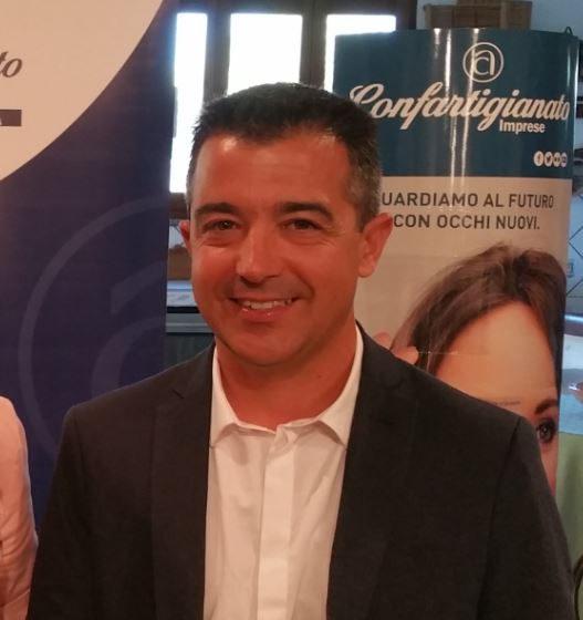 Antonio Matzutzi Presidente Regionale Confartigianato