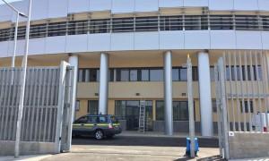 La nuova sede del gruppo della Guardia di Finanza di Olbia che sara' inaugurata sabato 18 nov 2017