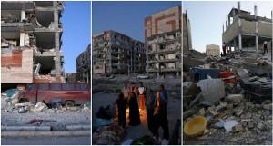 Violento terremoto tra Iraq e Iran_ceninaia di morti