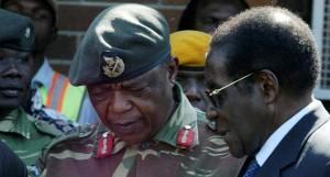 fallito colpo di stato nello Zimbawe