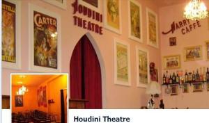 Houdini teatro Quartu Sant'Elena