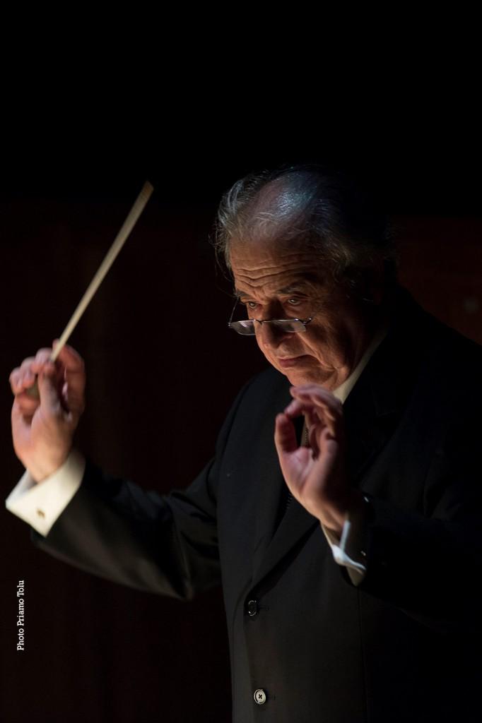Donato Renzetti (foto Priamo Tolu)