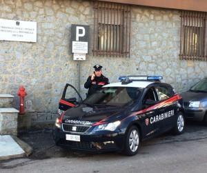 carabinieri compagnia Lanusei