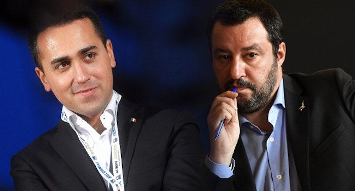 Di Maio e Salvini non trovano accordo per colpa del Berlusca