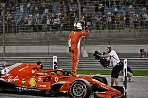 Ferrari di vettel