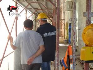 San Teodoro Controllo Cantieri nei cantieri edili