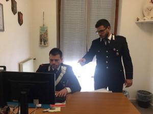 carabinieri nuoro impegnati per le truffe on line