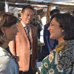Export_ incontro assessora Industria Sardegna Piras delegazione cinese a Porto Cervo