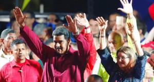 Maduro vince e elezioni con il 40 per cento dei votanti_seggi quasi vuoti