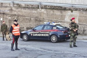 Oliena Carabinieri