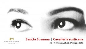 Sancta Susanna e Cavalleria rusticana a lirico di Cagliari