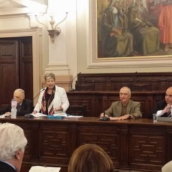Assessora Mura a Sassari al XX Congreso Latinoamericano de Derecho Romano