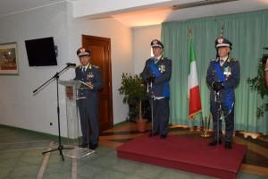 Gen. Valente, Gen Angeloni e Gen. Bartoloni