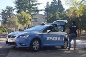 volante polizia nuoro