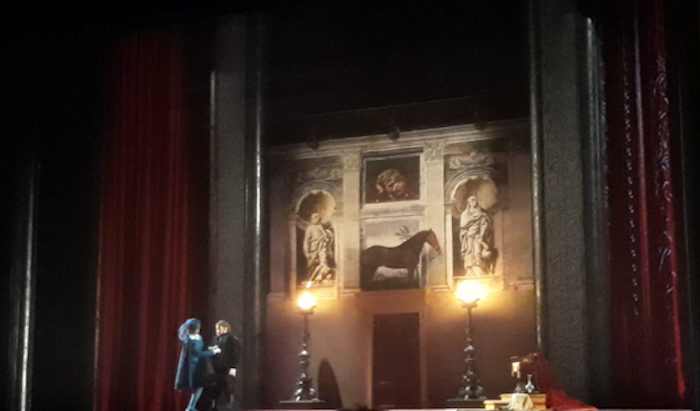 IL Rigoletto al teatro lirico di cagliari