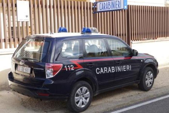 carabinieri stazione furtei