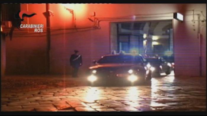 Operazione antiterrorismo del Ros dei carabinieri in Sicilia e nel nord italia