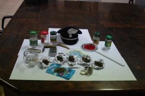 Arresto a San Gavino Monreale per droga