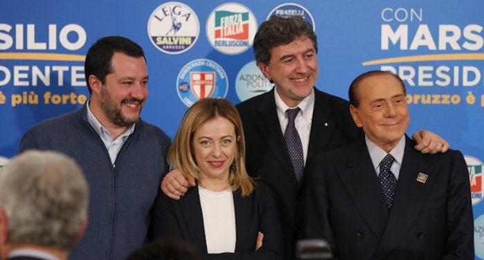 Regionali Abruzzo_il centro destra vince