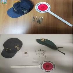 foto droga sequestrata a ca e provincia da gdf