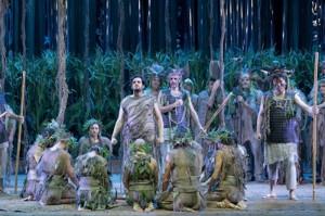 Lo schiavo al Teatro Lirico di Cagliari