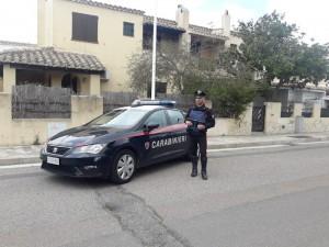 arresto per furto a quartu