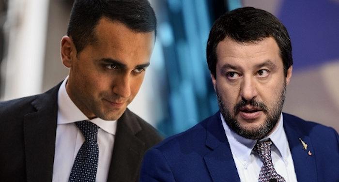 Costi politica_La Lega con Salvini in prima fila vogliono di nuovo le mangia soldi province.